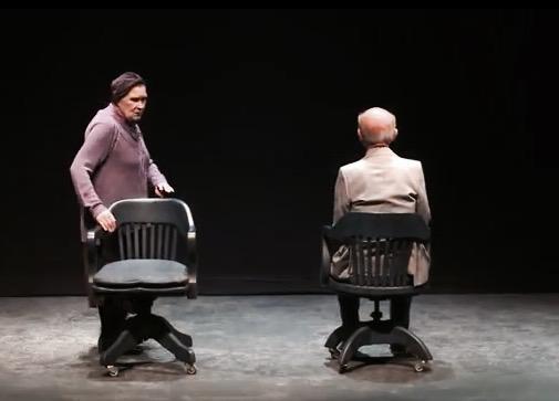 """El amor solo se alcanza en la reciprocidad. Reseña de la obra """"Ilusiones"""" dirigida por Mauricio García Lozano"""